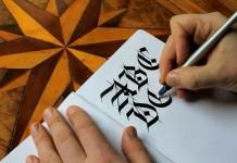 Caligrafia Scrierii la Claviatura de Calculator